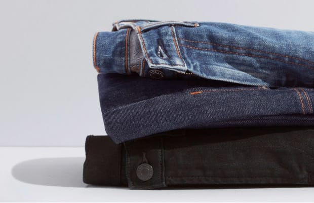 Everlane Gets in the Sustainable Denim Game With Sub-$70 Jeans