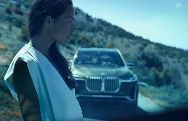 The BMW X7 iPerformanceCombines Style With Spaciousness
