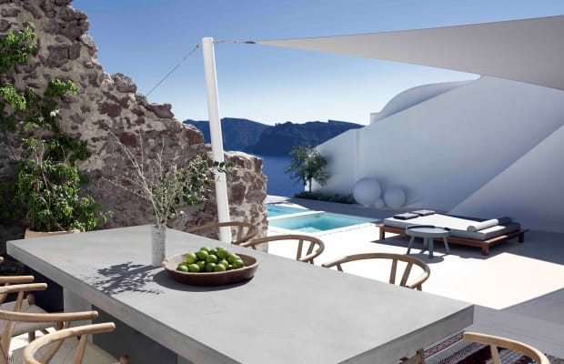 The Ultimate Santorini Getaway Home