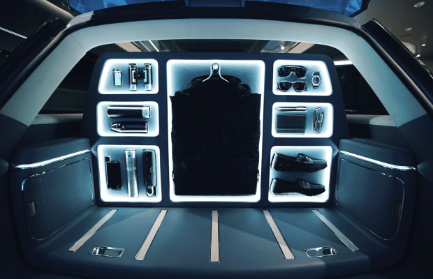 Lincoln's Navigator Concept Doesn't Need Matthew McConaughey to Look Cool