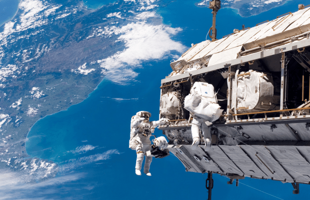 Teleport Inside the InternationalSpace Station Thanks to Gorgeous 4K Fly-Through