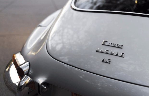 Lay Your Eyes on This Beautiful 1965 Jaguar E-Type