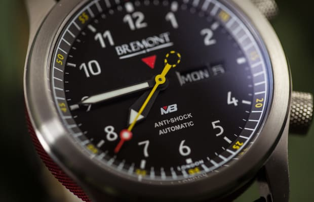 The Watch That You Can Only Get by Risking Your Life at 30,000 Feet
