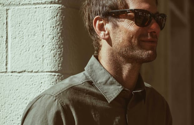 This Military-Style Field Shirt Made of Hemp is Even Cooler Than It Looks
