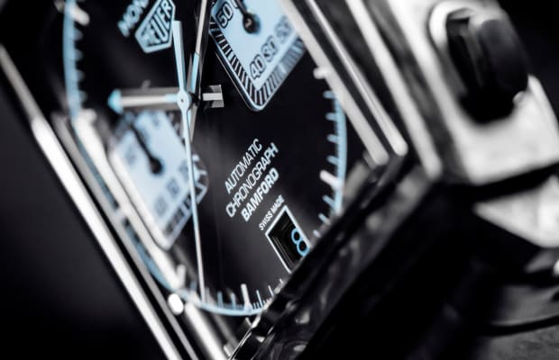 Bamford Watch Dept. Remakes the Iconic TAG Heuer Monaco