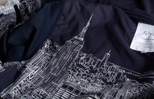 The New L'Estrange London Collab Is a Subtle Homage to NYC