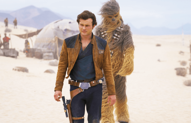 The Cast and Crew Talk 'Solo' in New Featurette
