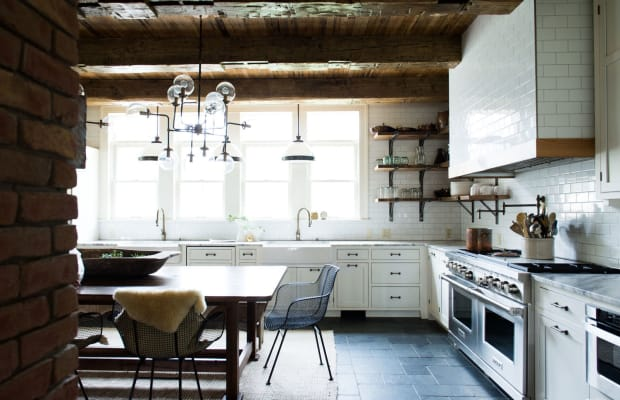 This Industrial-Style Home Is Pretty Much Flawless