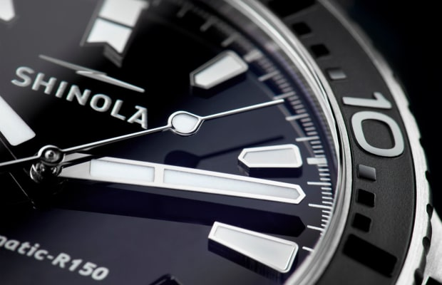 Shinola Debuts First Timepiece to Utilize an Automatic Movement