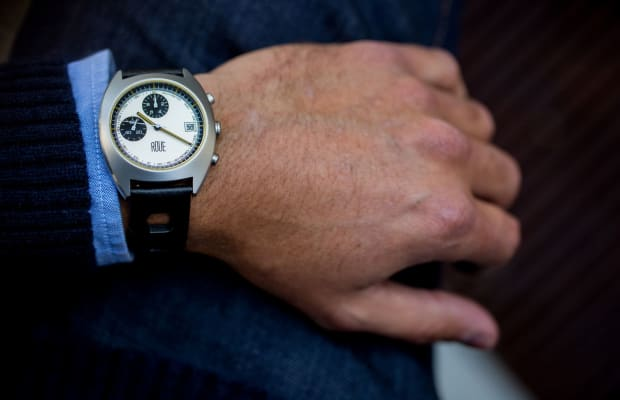 Roue Watches are Automotive-Inspired, Affordable & Amazingly Designed