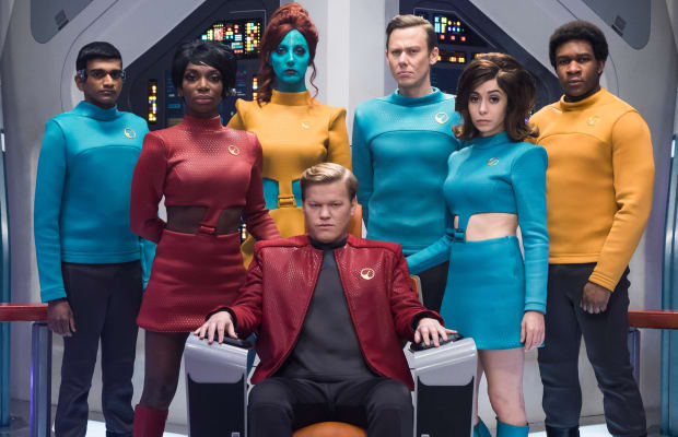 Netflix Previews Season 4 of 'Black Mirror' With New Trailer