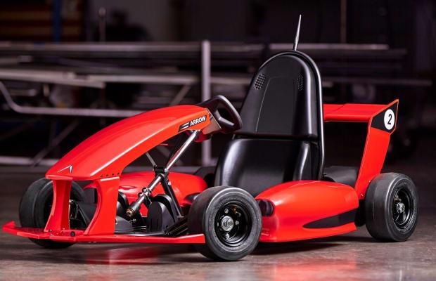 The Arrow Smart Go-Kart Is the Coolest Kidsmobile Imaginable