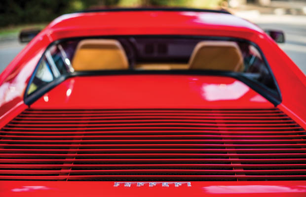 This 1994 Ferrari 348 GTS Only Got Better With Age