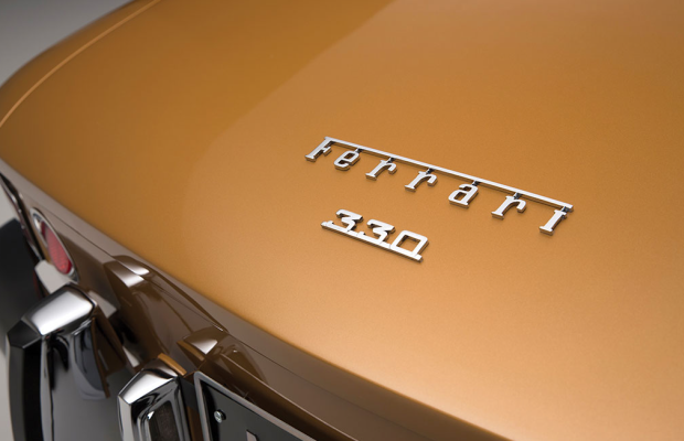 This 1966 Ferrari 330 GTC Will Make You Weak at the Knees