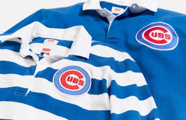 Levi's Expands MLB Collection With Rugby Shirts and More