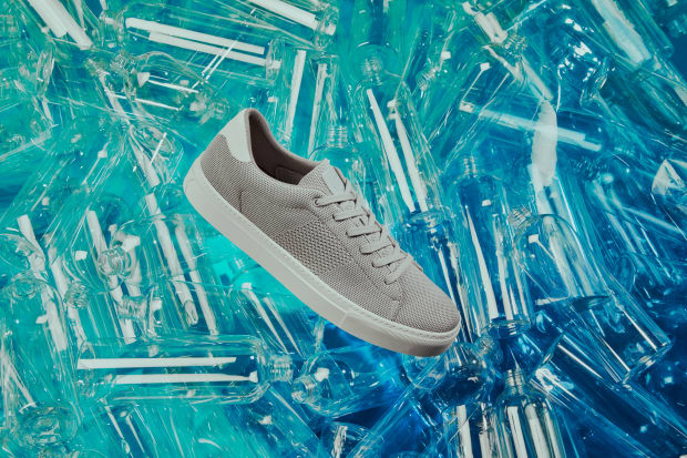 GREATS Unveils New Sneaker Constructed from Recycled Ocean Plastics