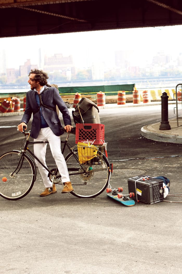 Jack Spade Spring Summer 2013 Campaign Airows