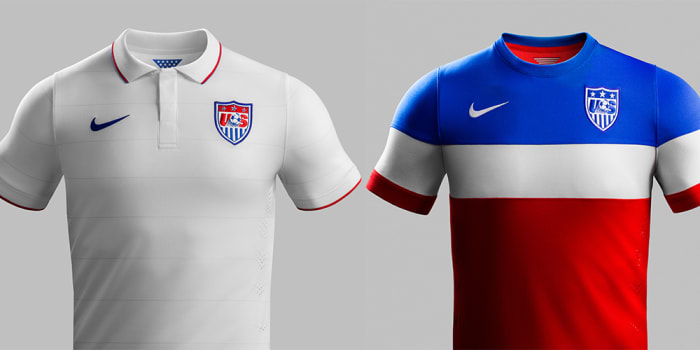 Ranked The 10 Coolest 2014 World Cup Kits Airows