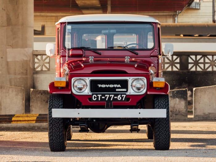 Car Porn 1980 Toyota Land Cruiser 40 Series - Airows-2765