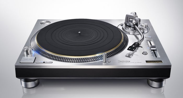 The Most Iconic Turntable Ever Is Back With A Special