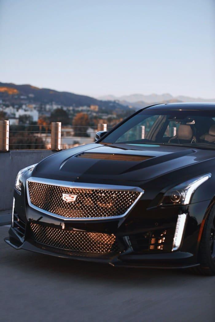 Cadillac's Batmobile - Airows