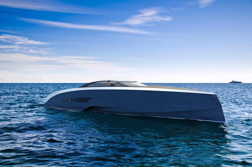 Bugatti And Palmer Johnson Launch Cool Carbon Fiber Luxury Yachts