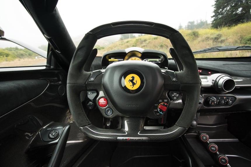 Car Porn All-Black-Everything Ferrari Laferrari - Airows-1492