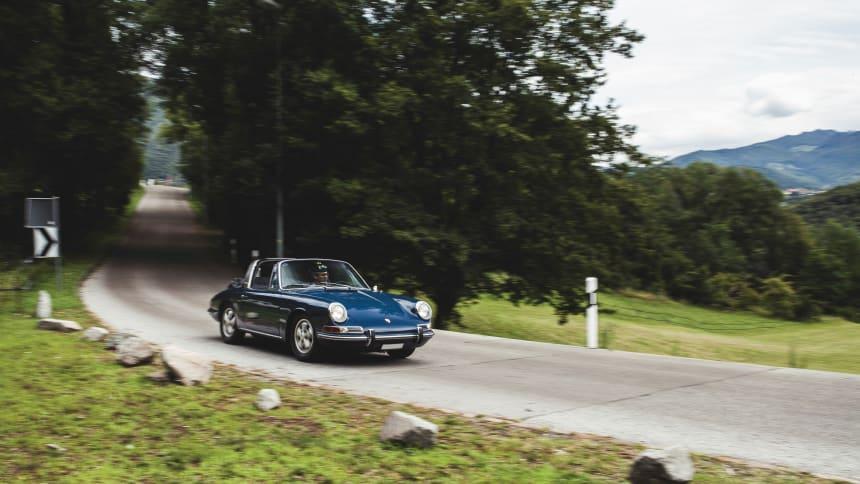 Car Porn 1967 Porsche 911 Soft-Window Targa - Airows-8379