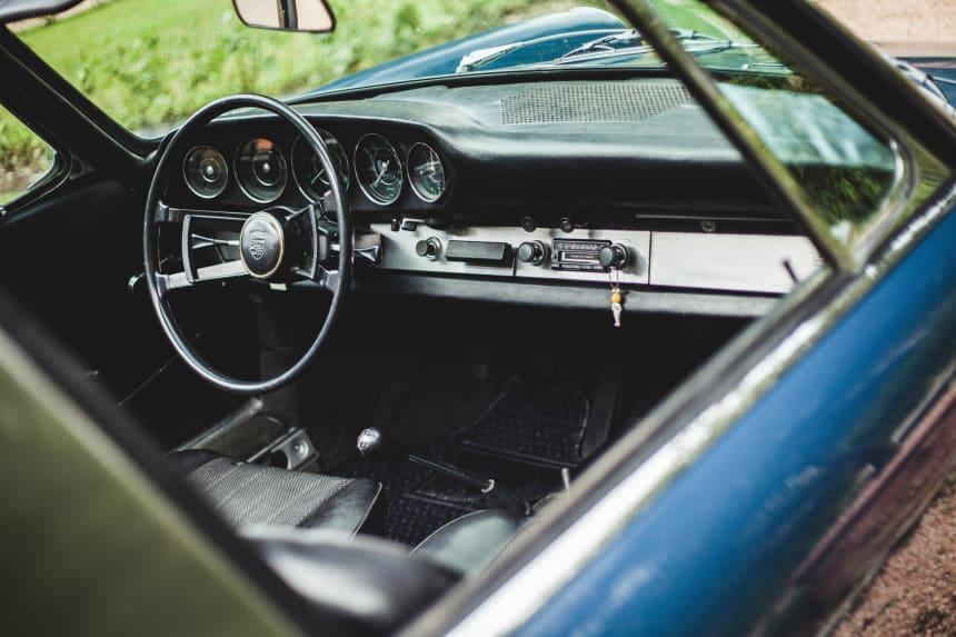 Car Porn 1967 Porsche 911 Soft-Window Targa - Airows-7598