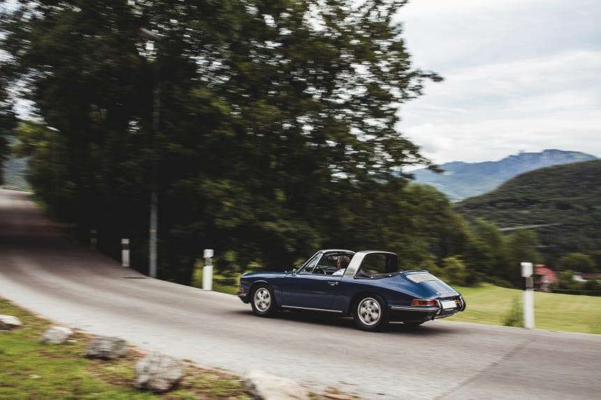 Car Porn 1967 Porsche 911 Soft-Window Targa - Airows-7928