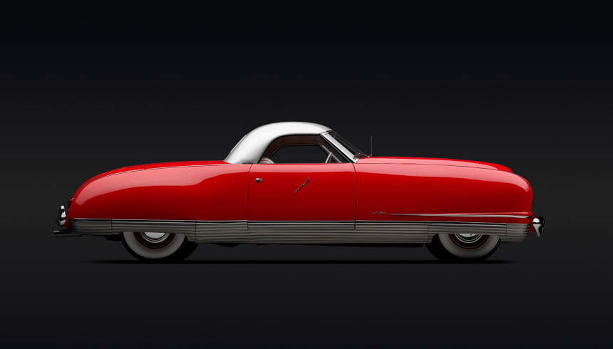 The 17 Most Beautiful Art Deco Rides From The 30s And 40s