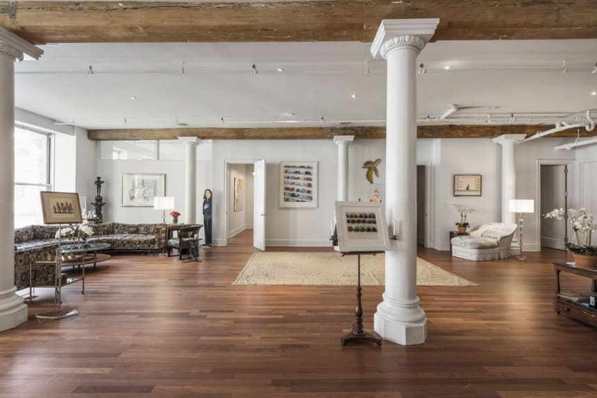 Inside The Incredible Nyc Loft David Bowie Once Called