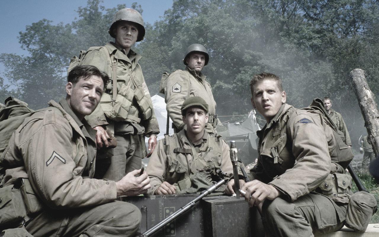 Saving Private Ryan Omaha Beach