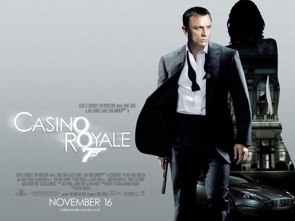 Bond casino james review royale gambling clip art images