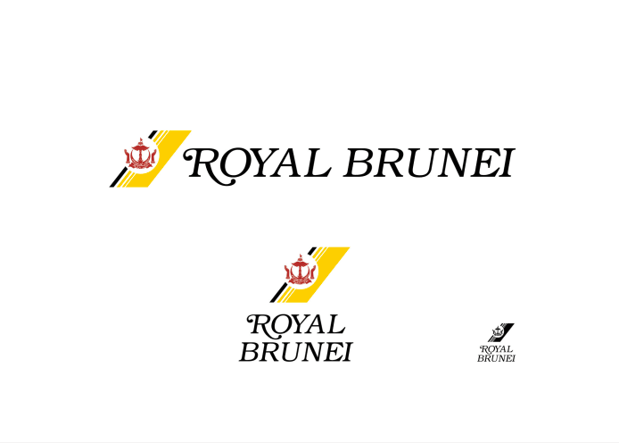 Before Amp After Royal Brunei Airlines Beautiful New