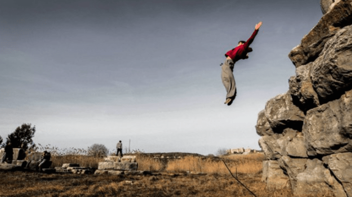 Cool Parkour Tour Of Turkey With Some Insane Freerunners