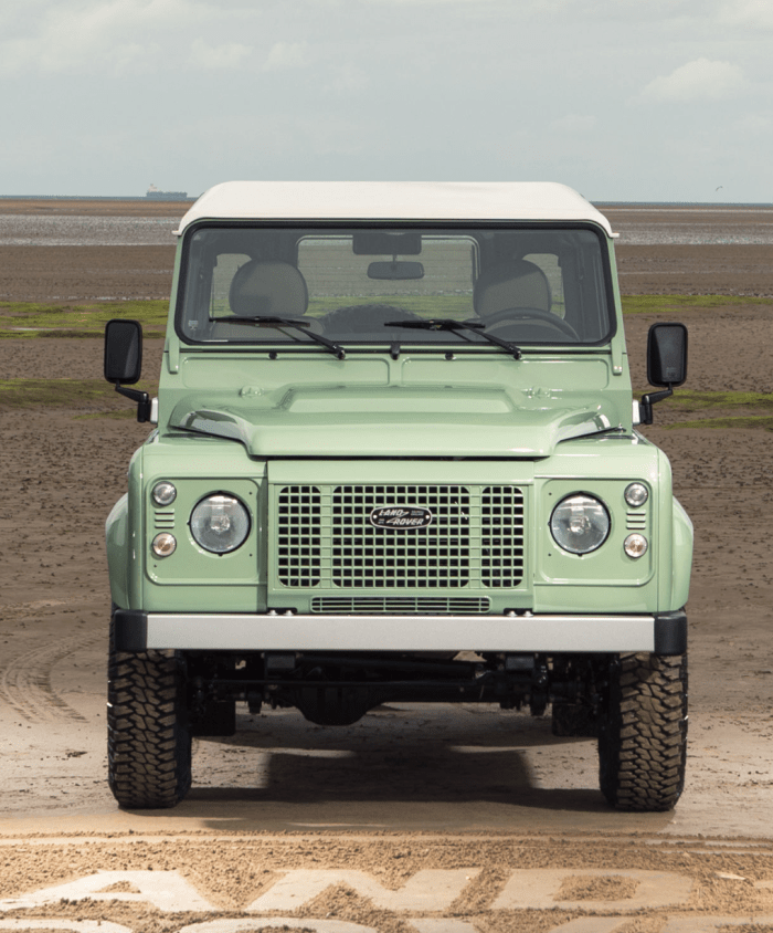 Land Rover Just Dropped A Trio Of Cool-As-Hell Limited