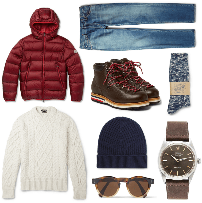 8 Things You Need To Be The Most Stylish Guy At The Ski