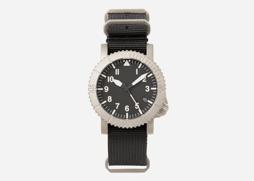 These Modern Military Watches are Like Nothing on the Market