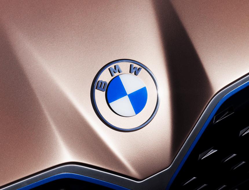 BMW Unveils Modern Logo Redesign - Airows