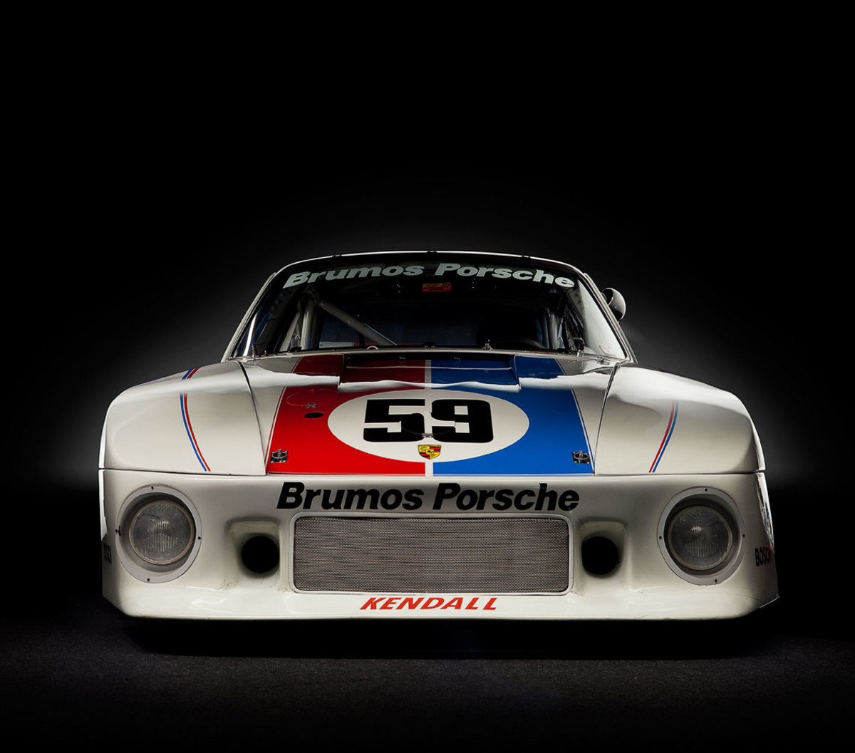 Brumos IMSA Championship winning 935 - Photo Credit Peter Harholdt