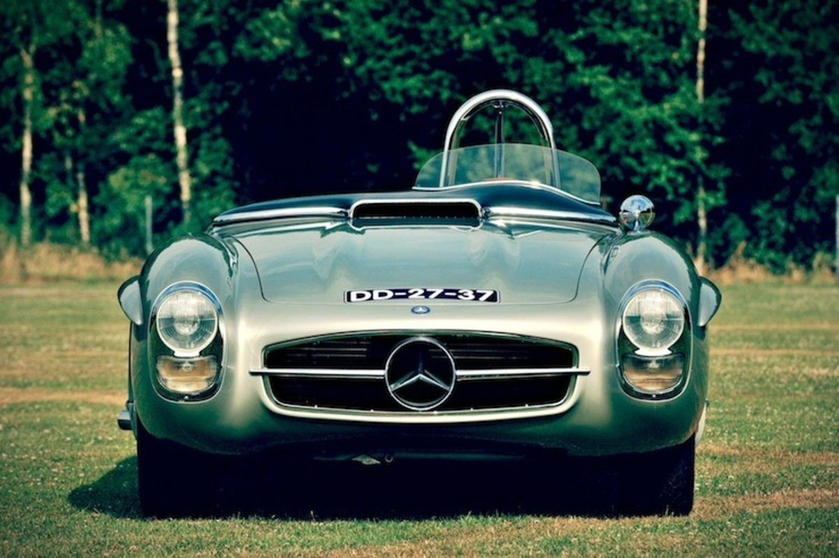For sale 1957 mercedes benz 300 sls racing airows for 1957 mercedes benz