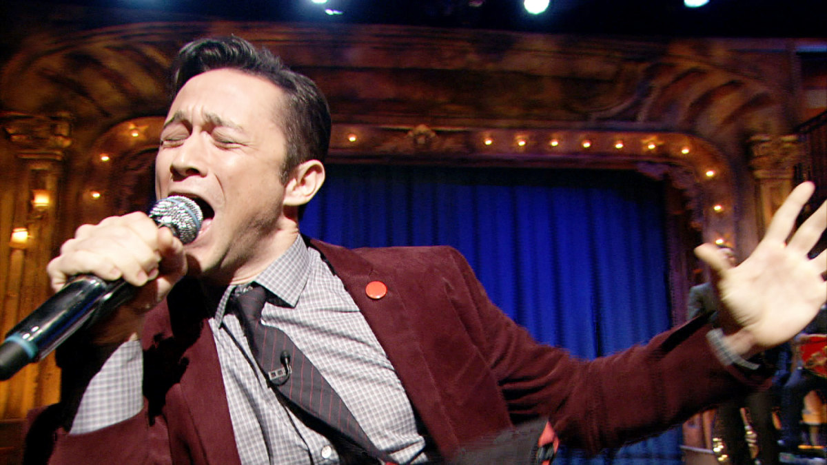 Jimmy fallon lip syncing joseph gordon-levitt dating