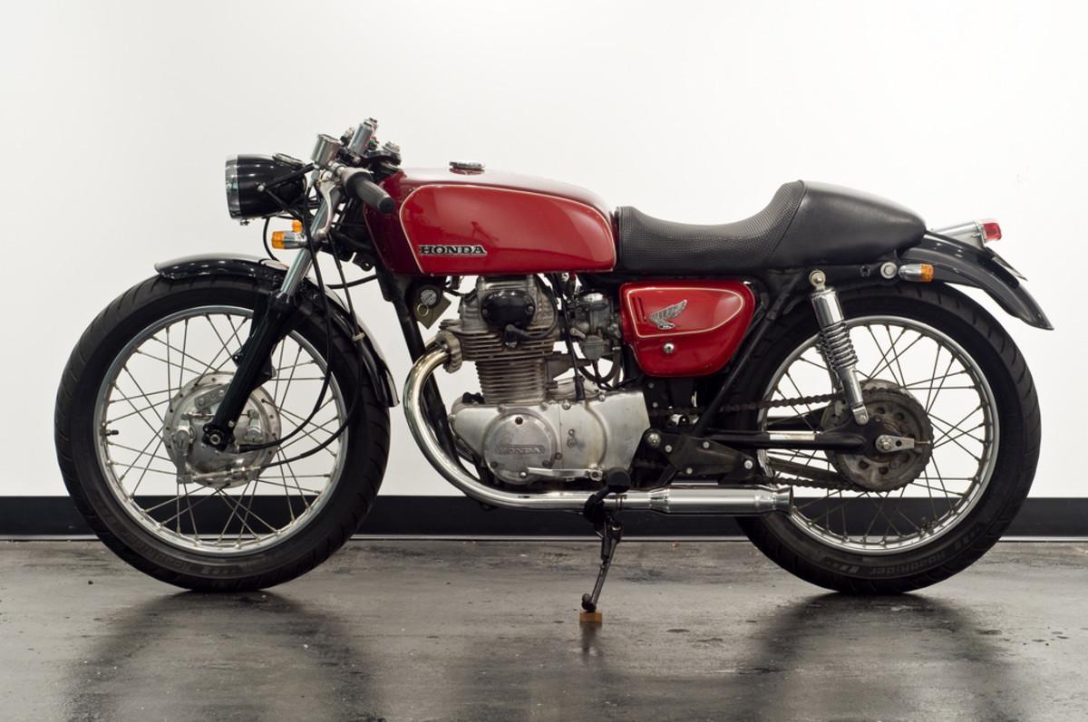 hondaCL350