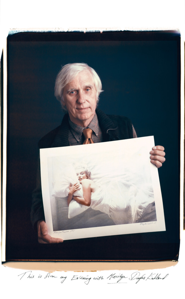 This is from my Evening with Marilyn. - Douglas Kirkland