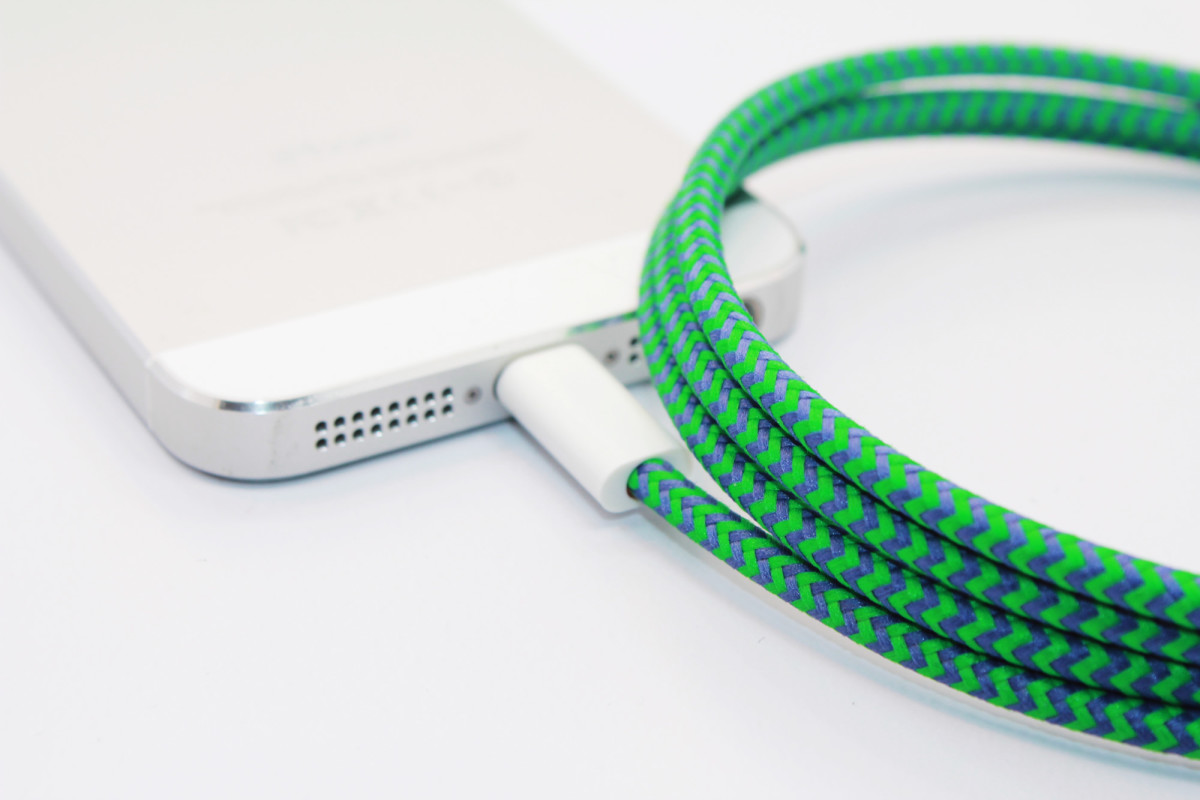 Zig Zag Collective Cable