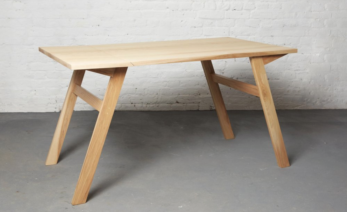 This Minimal Coffee Table Easily Transforms Into Dining Room Table Airows