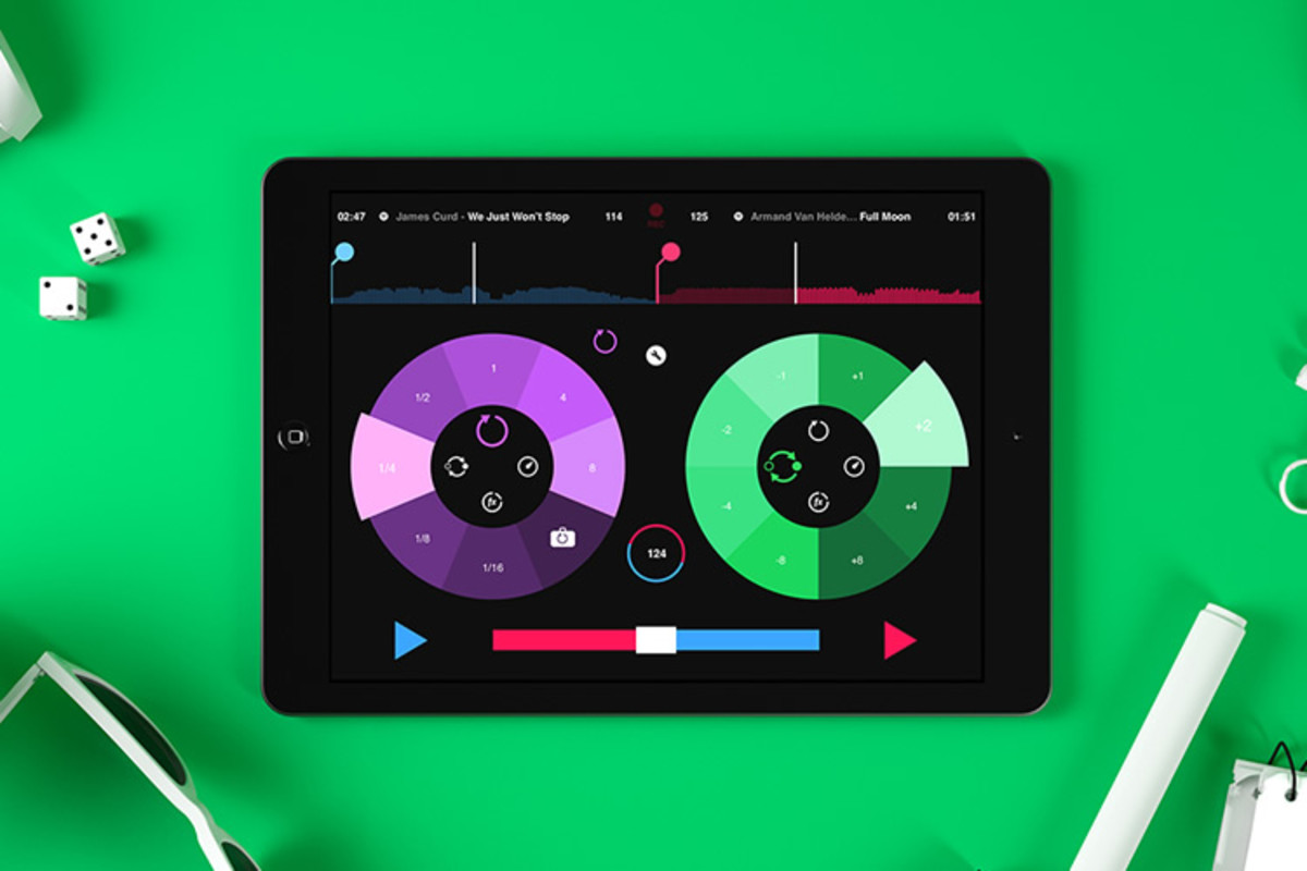 Pacemaker: An App That Allows You To DJ Any Track From Spotify - Airows