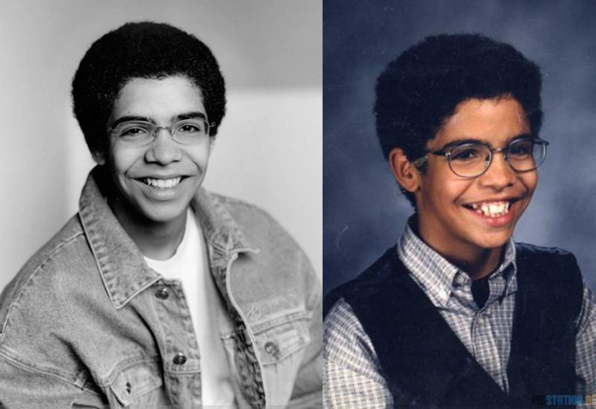 drake-high-school-teenager-younger-childhood-picture