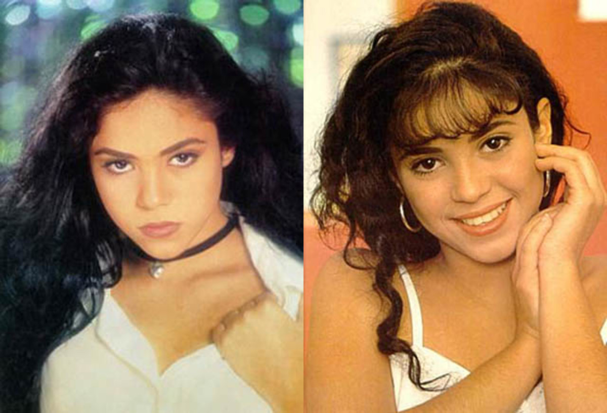 shakira-younger-high-school-young-picture